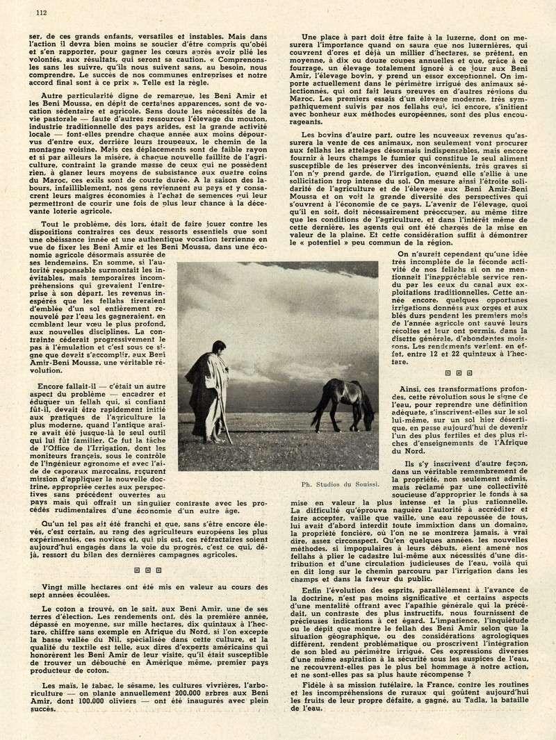 L'Hydraulique et l'Electricité au MAROC. - Page 5 26-f_110
