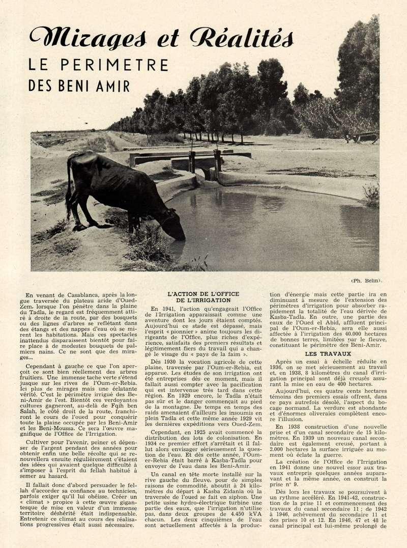 L'Hydraulique et l'Electricité au MAROC. - Page 5 33-f_110