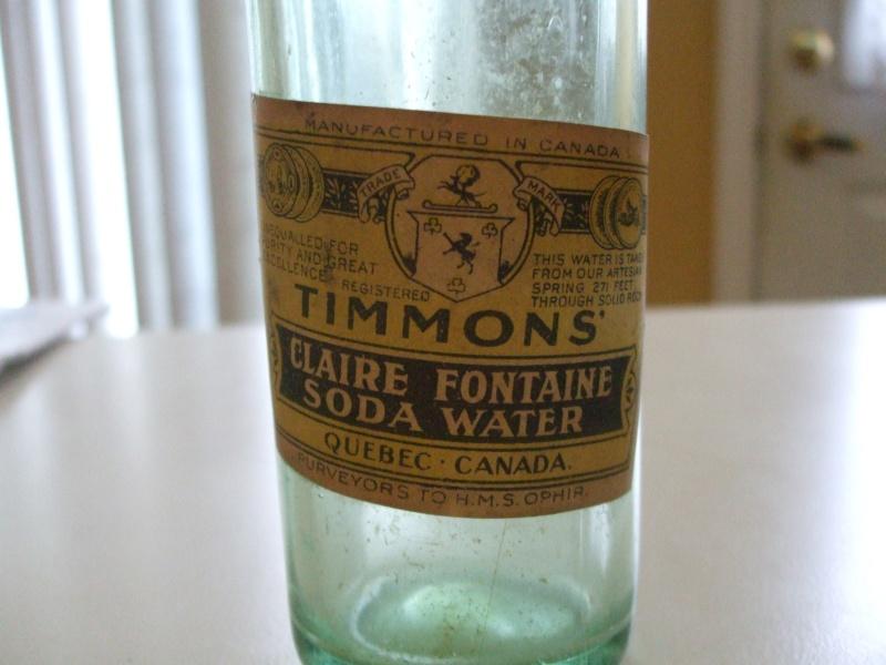 Timmons avec étiquette papier Dscf3416
