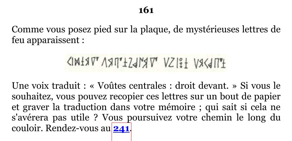 Errata de la série DÉFIS FANTASTIQUES - Page 11 Justic10