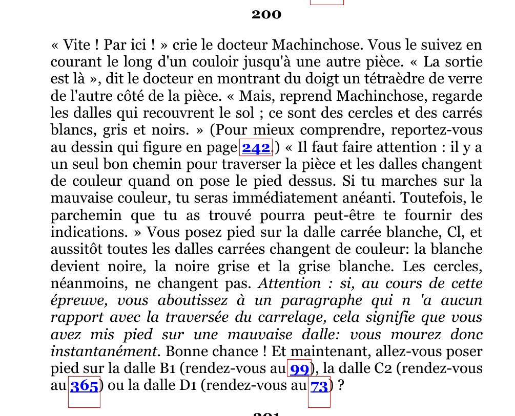 Errata de la série DÉFIS FANTASTIQUES - Page 11 Justic11