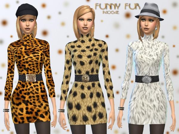 Funny Fur by Paogae W-600h10