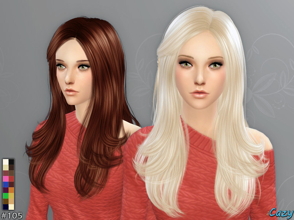 Starlight Hairstyle by Cazy W-600h12