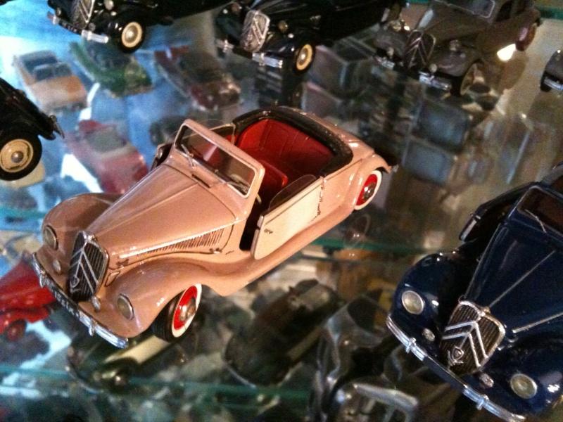 Citroën - Les Traction-Avant Citroën suisses Langenthal 1949 - 1953  Vitrin14
