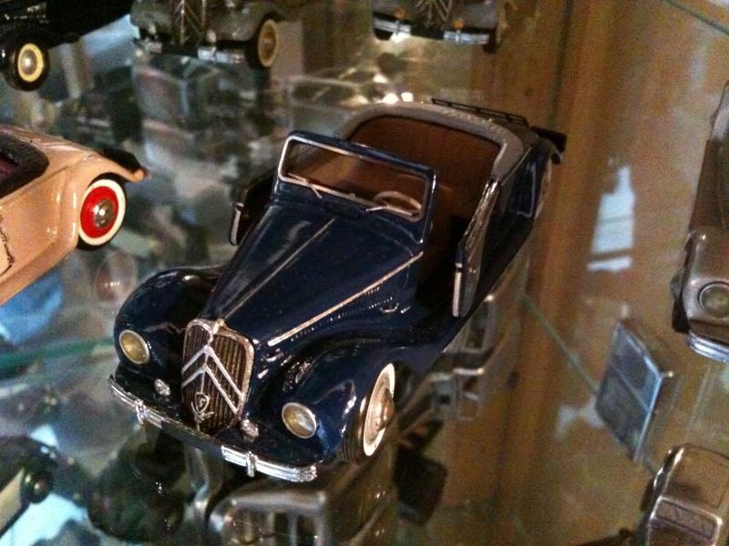 Citroën - Les Traction-Avant Citroën suisses Langenthal 1949 - 1953  Vitrin15