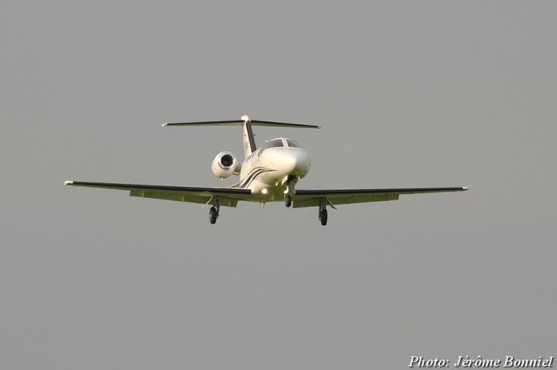 26 Septembre 2013 Un Cessna Citation Mustang immatriculé OO-PRM Imgp0010