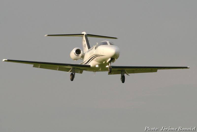 26 Septembre 2013 Un Cessna Citation Mustang immatriculé OO-PRM Imgp0011