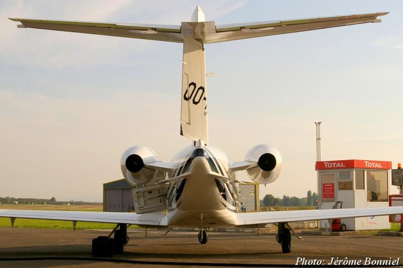 26 Septembre 2013 Un Cessna Citation Mustang immatriculé OO-PRM Imgp0016