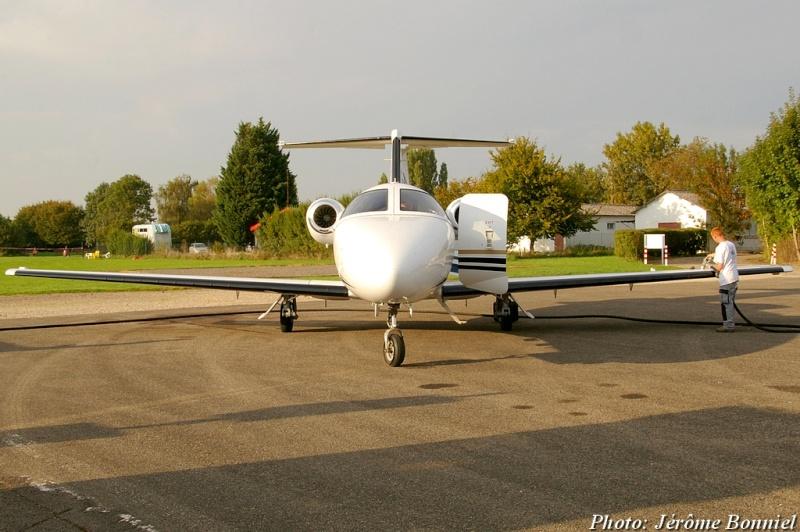 26 Septembre 2013 Un Cessna Citation Mustang immatriculé OO-PRM Imgp0025