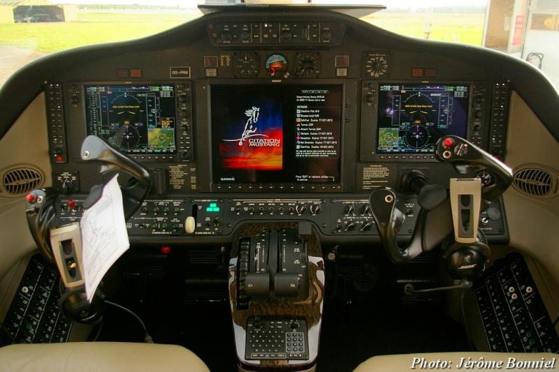 26 Septembre 2013 Un Cessna Citation Mustang immatriculé OO-PRM Imgp0034
