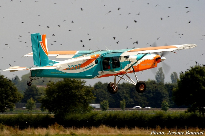 Pilatus PC-6 Turbo Porter Imgp8911