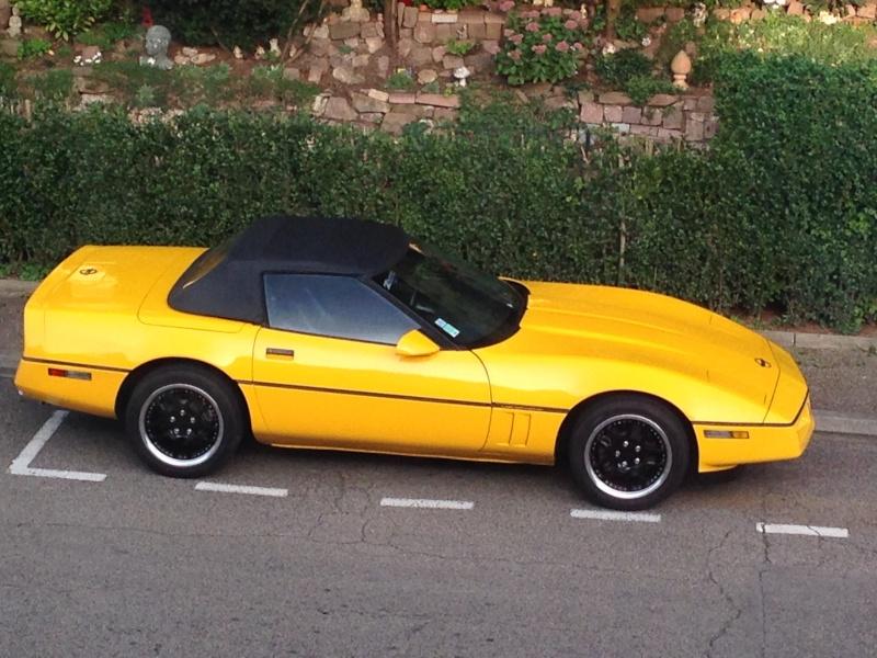 Ma corvette de 1988 Image11