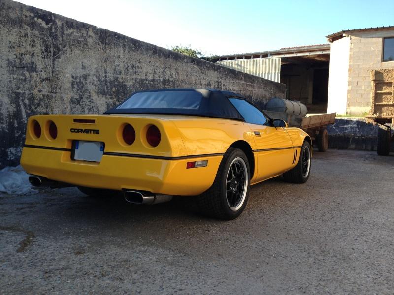 Ma corvette de 1988 Image13