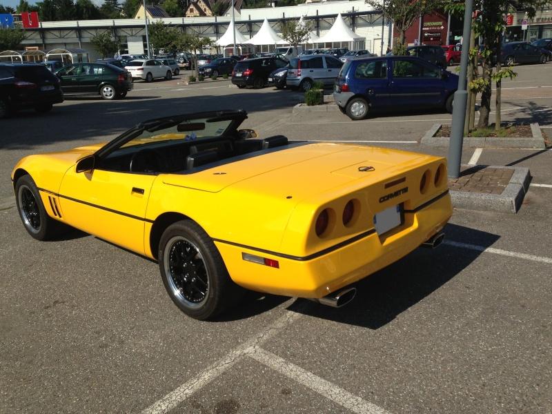 Ma corvette de 1988 Image16