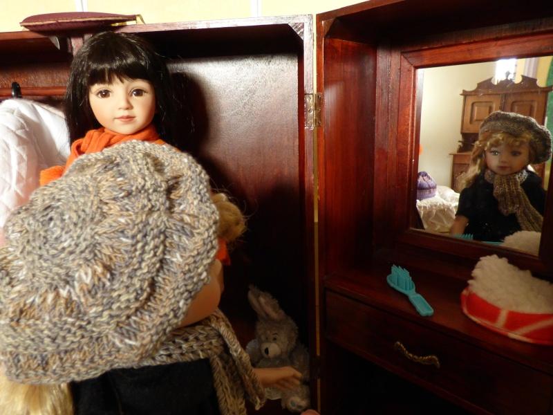 Olga fait sa coquette P1010415