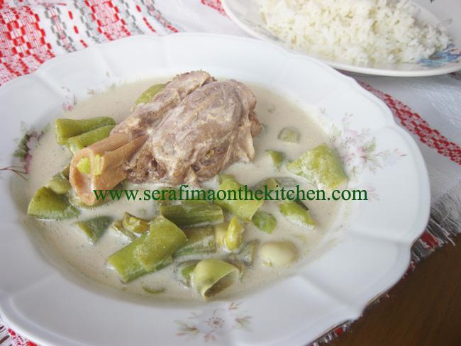 - Фуль ахдар ма шораба лябан. Зеленые бобы в йогуртовом супе Img_1718