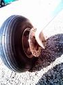 Poids des roues Roue110