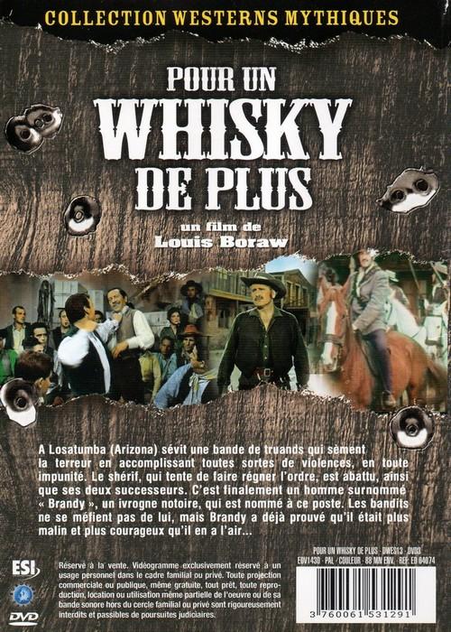 Pour un whisky de plus . 1963 . Jose Luis Borau . Pour_u11