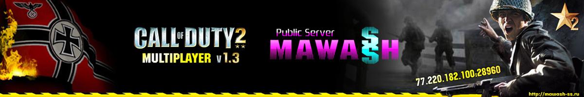 Mawash*SS Public Server