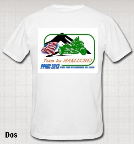 tee-shirt Pikes Peak Teeshi11