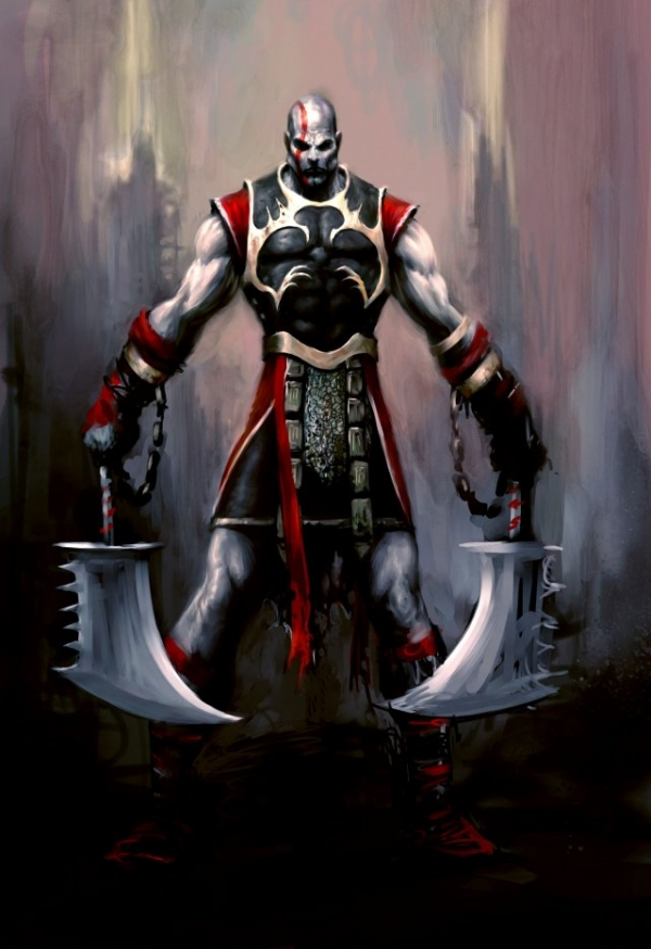 L'Apogée, ou la dernière bataille d'un guerrier Kratos10