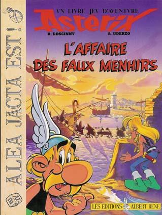 Alea Jacta Est ! - Livres Jeux Astérix  Asteri15