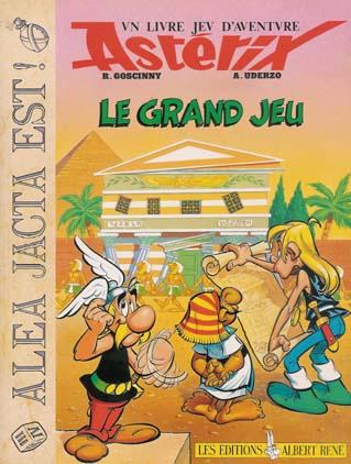 Alea Jacta Est ! - Livres Jeux Astérix  Asteri16
