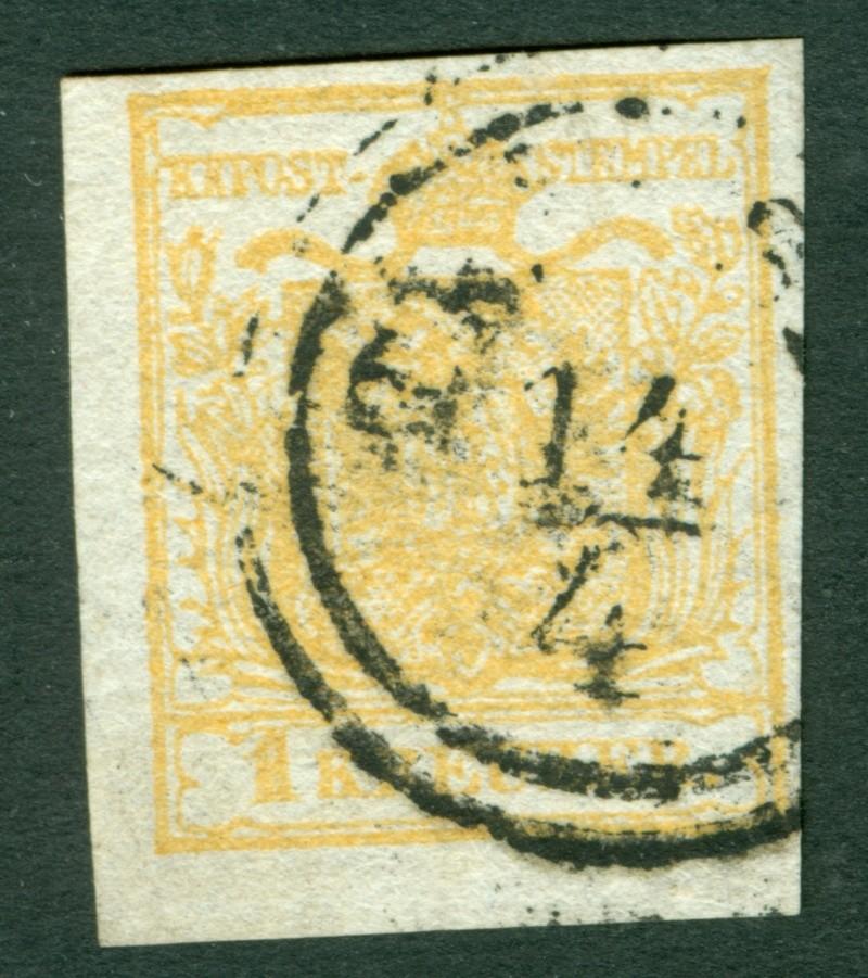 Die erste Österreichische Ausgabe 1850 - Seite 5 1850_110