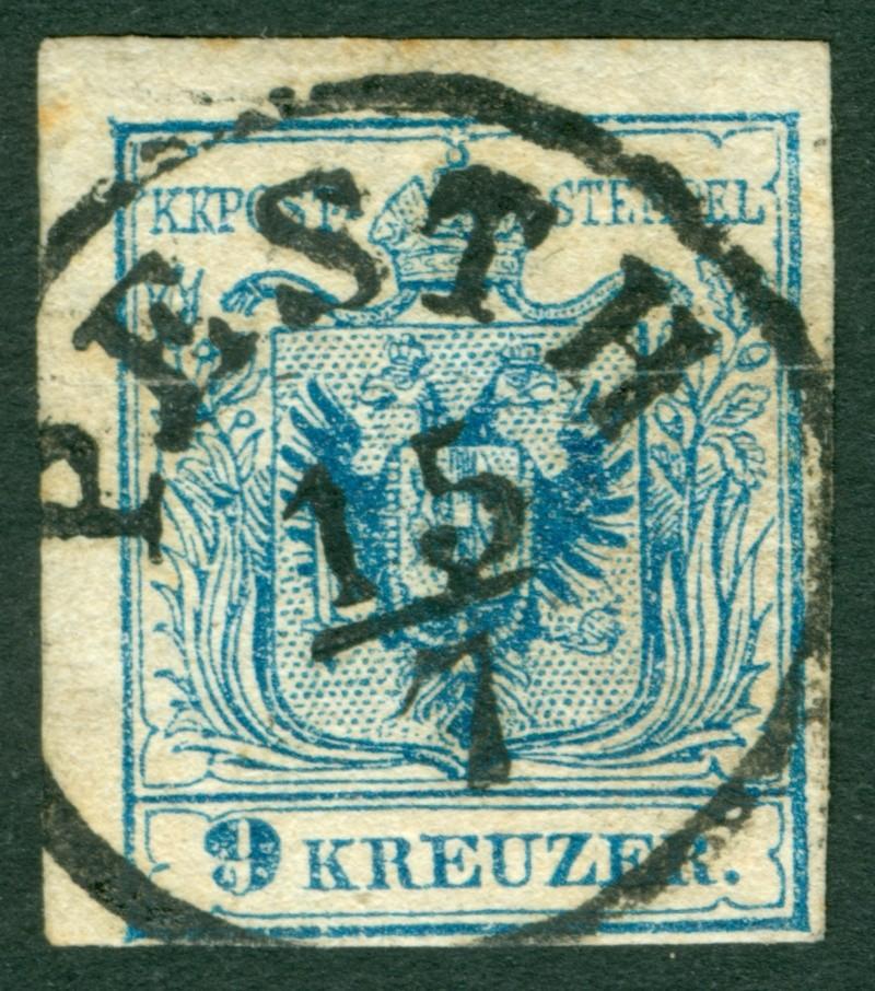 Die erste Österreichische Ausgabe 1850 - Seite 5 1850_910