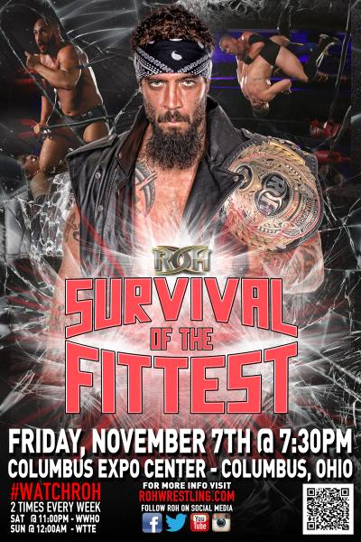 ROH Survival of the Fittest des 7 et 8/11/2014 11071410