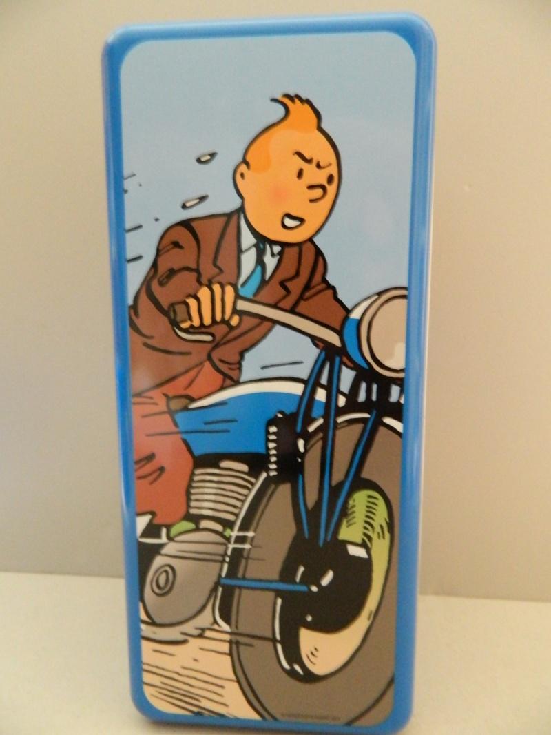 Nouvelles boites Delacre Tintin Dscn3527
