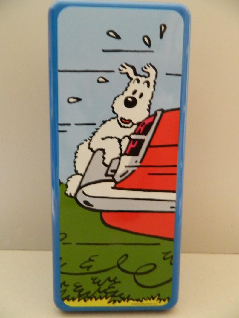 Nouvelles boites Delacre Tintin Dscn3528