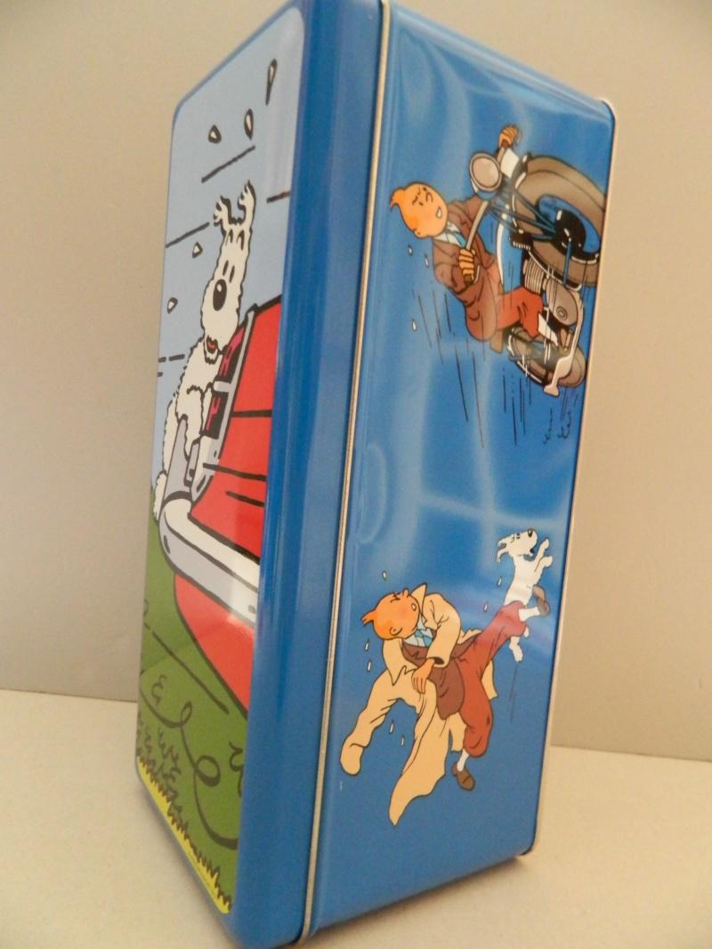 Nouvelles boites Delacre Tintin Dscn3529