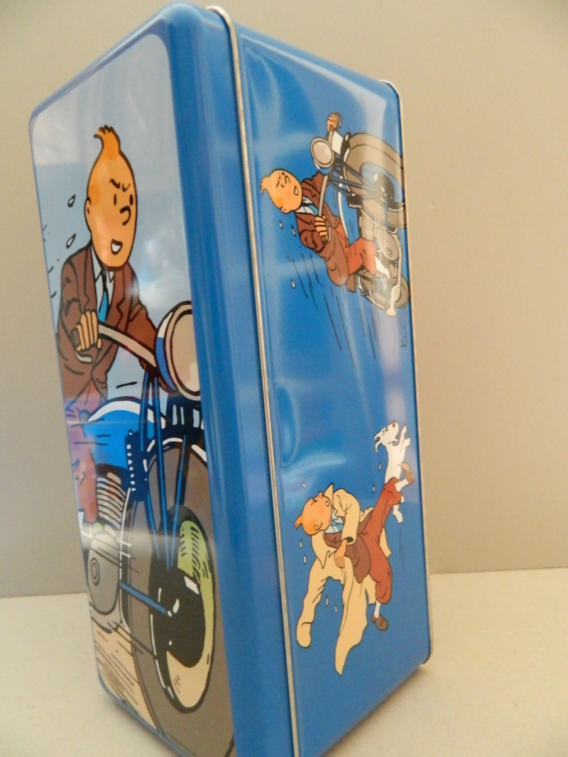 Nouvelles boites Delacre Tintin Dscn3611