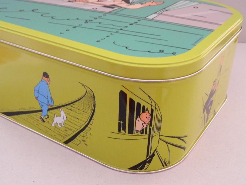 Nouvelles boites Delacre Tintin Dscn3613