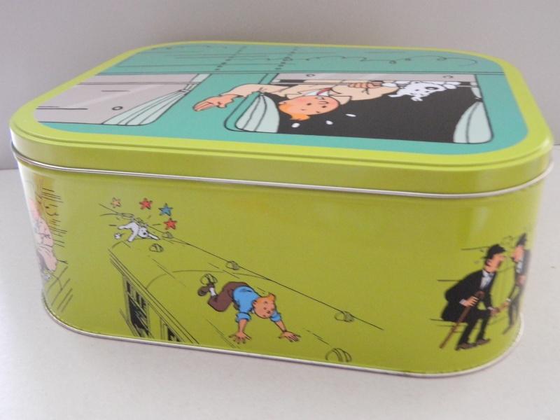 Nouvelles boites Delacre Tintin Dscn3615