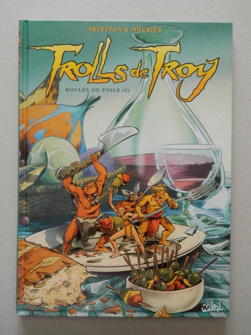 Ma Collection de BD de Trolls de Troy Dscn4124