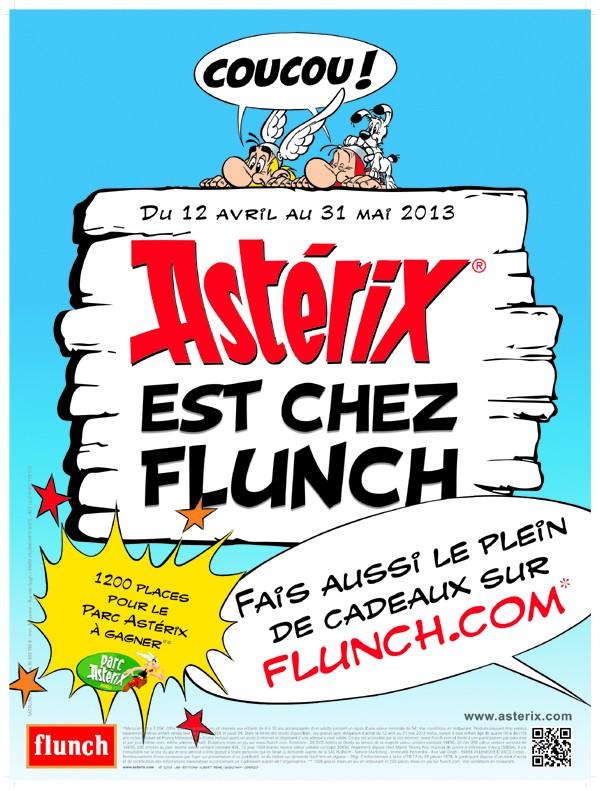 Astérix chez Flunch [du 12 avril au 31 mai] Flunch10