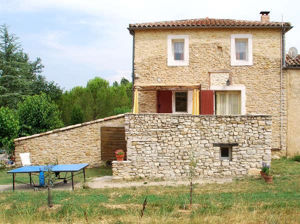 Gites Cevennes, des gites ruraux avec piscine, 30340 Rousson (Gard) Gite-c10
