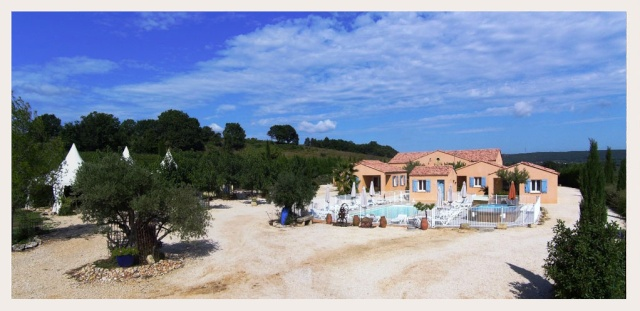 Gîtes Le Mas des Sagnes, 30210 Collias (Gard) Vacanc10