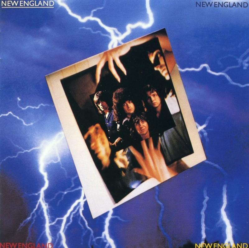 New England 1979 l'album produit par Paul Stanley  Img_1410