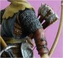 Guerre de 100 ans - Archer Anglais de ToffThor Guerre10
