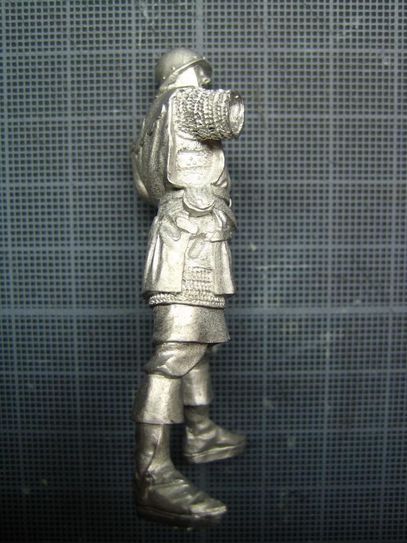 Guerre de 100 ans - Archer Anglais de ToffThor Img_1023