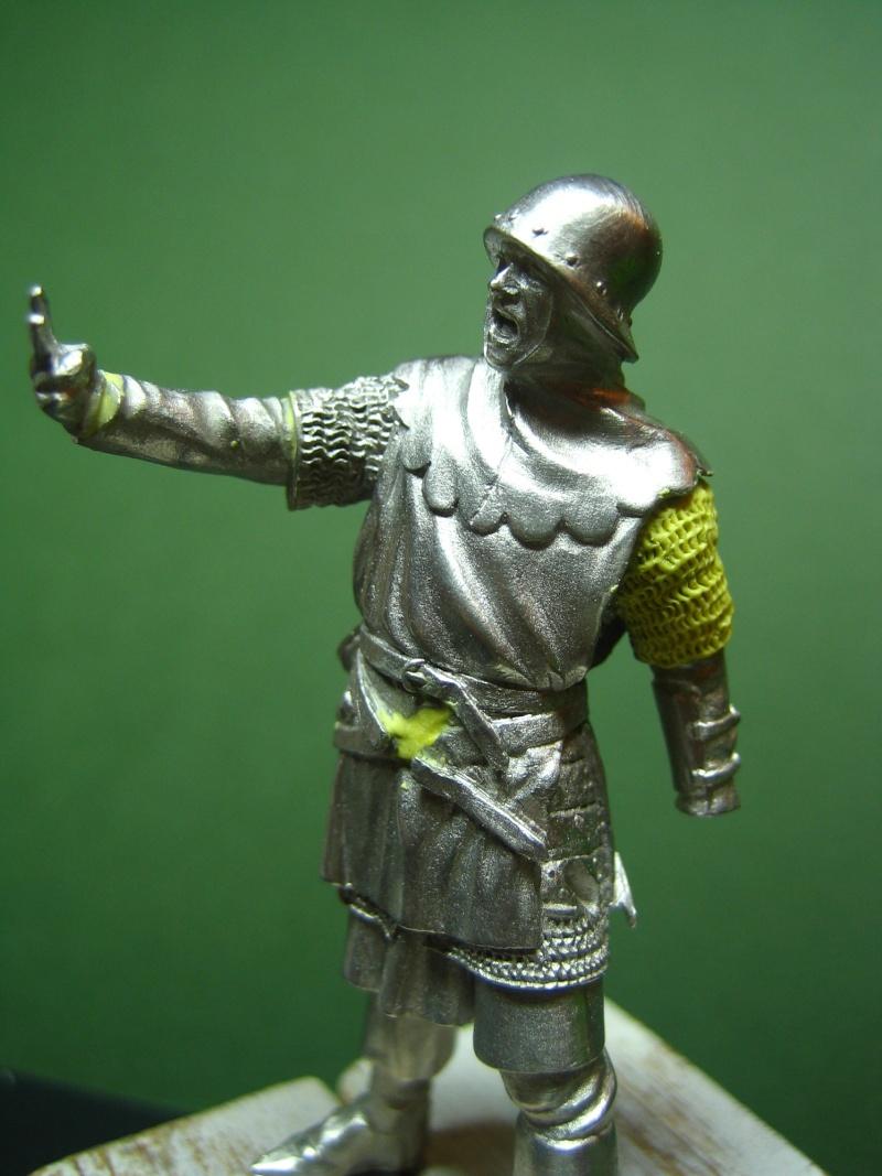 Guerre de 100 ans - Archer Anglais de ToffThor Img_1032