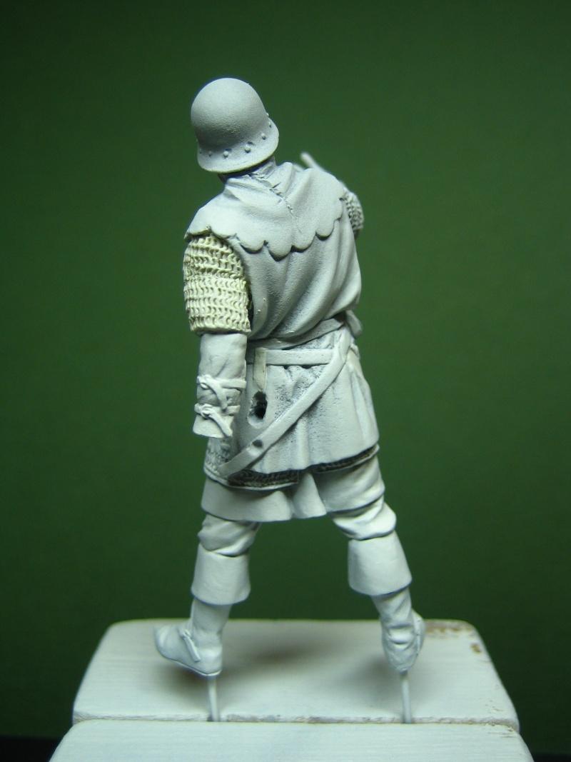 Guerre de 100 ans - Archer Anglais de ToffThor Img_1037