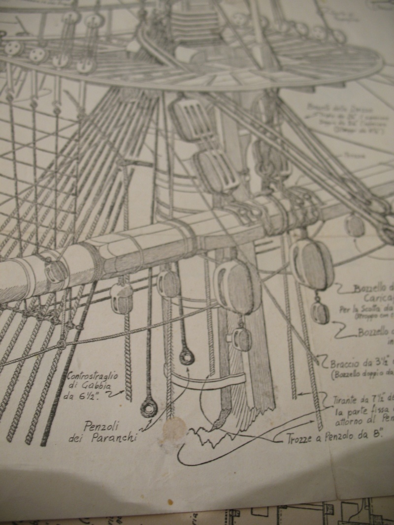 La Couronne vascello francese in scala 1:98 - Pagina 5 Img_5510