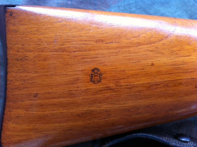 Fusil d'ordonnance modèle M.81, Vetterli 1010