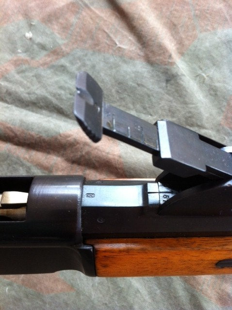 Fusil d'ordonnance modèle M.81, Vetterli 410