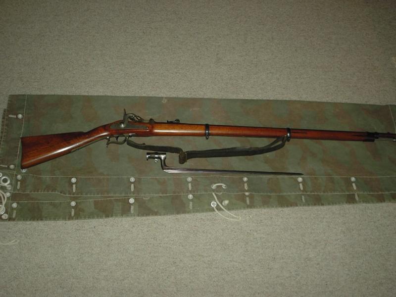 Fusil d'infanterie modèle 1863/67, système Milbank-Amsler Kif_0023