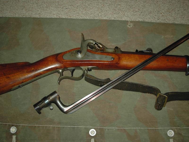 Fusil d'infanterie modèle 1863/67, système Milbank-Amsler Kif_0024